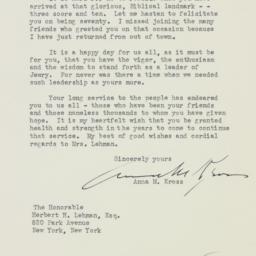 Letter : 1948 April 5