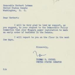 Letter : 1956 March 10