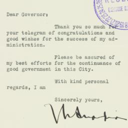 Letter : 1937 November 27