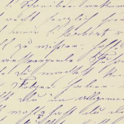 Letter : 1892 October 11