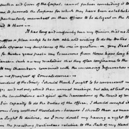 Document, 1821 December 17