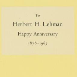 Invitation: 1963 March 28