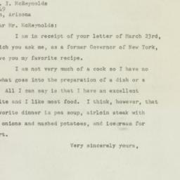 Ephemera: 1948 April 5