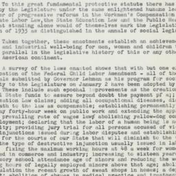 Ephemera: 1935 April 15