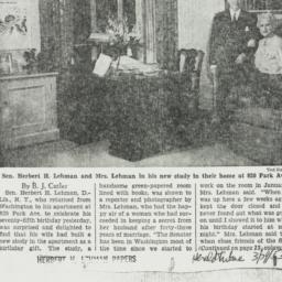 Administrative Record: 1953...