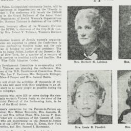 Ephemera: 1959 November 6