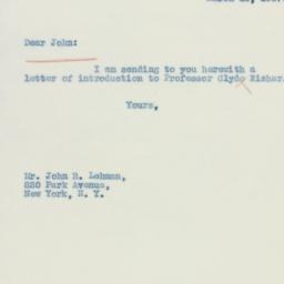 Letter : 1937 March 16