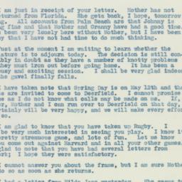 Letter: 1935 April 13