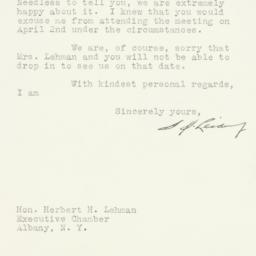 Letter : 1939 March 23
