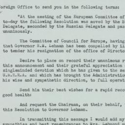 Letter : 1946 March 15