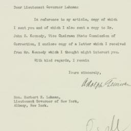 Letter : 1929 October 28