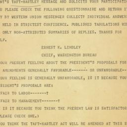 Letter : 1954 January 13