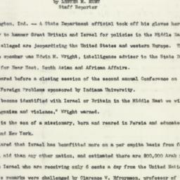 Letter : 1951 July 22