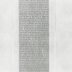 Clipping : 1950 August 10