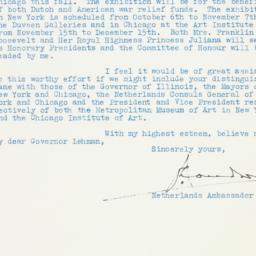 Letter: 1942 August 15