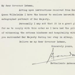 Letter: 1942 November 23