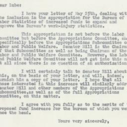 Letter: 1955 June 4