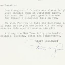 Letter : 1955 December 15