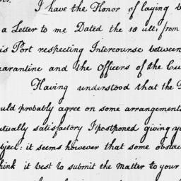 Document, 1796 September 19