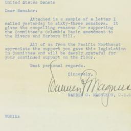 Letter : 1950 April 6