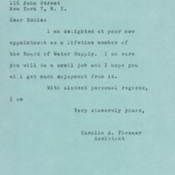 Clipping : 1951 September 7