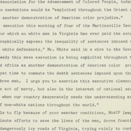 Press release : 1951 Februa...