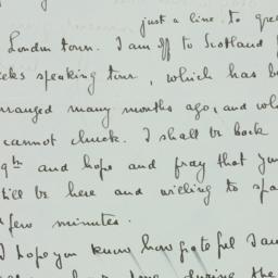 Invitation: 1943 April 10