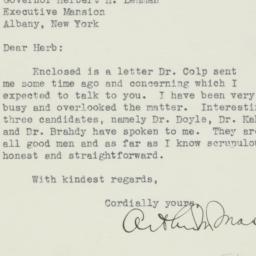 Letter: 1936 January 6