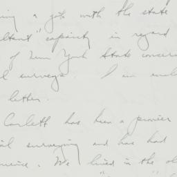 Letter : 1936 August 1