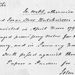 Document, 1796 April 30