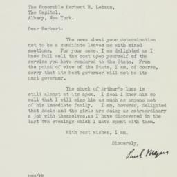 Letter : 1936 May 21