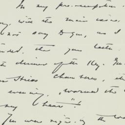 Letter : 1936 April 19
