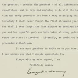 Letter : 1939 June 20