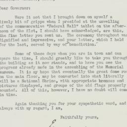 Letter: 1940 February 29