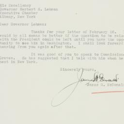 Letter : 1937 March 1