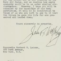 Letter : 1944 April 19