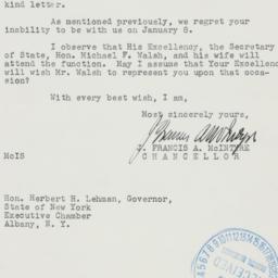 Letter: 1940 December 30