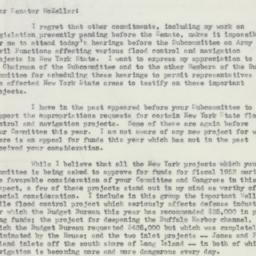 Letter : 1952 May 13