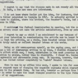 Letter : 1955 August 27