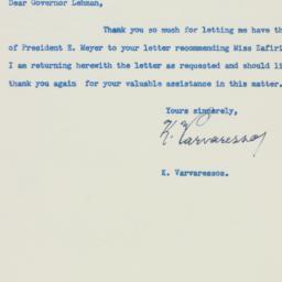 Letter: 1946 June 28