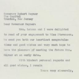 Letter : 1956 November 13