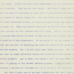 Speech: 1941 October 30