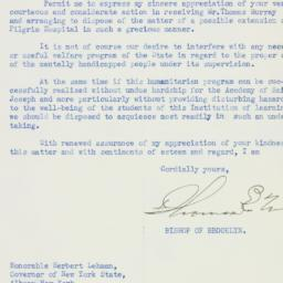 Letter : 1934 March 21
