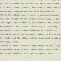 Manuscript: 1944 May 12