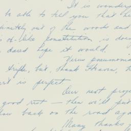Letter : 1954 June 28