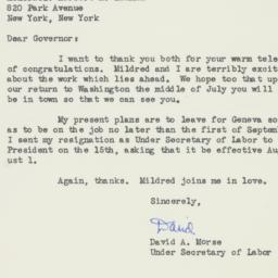Letter : 1948 June 21
