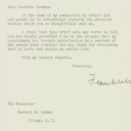 Letter : 1940 February 7