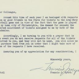 Letter: 1950 September 20