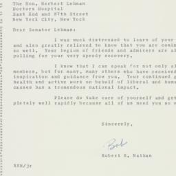 Letter : 1957 October 17