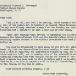 Letter: 1956 April 6